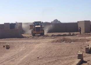 إزالة 5 طوابق مخالفة لرخصة عقار بحي عابدين.. ومحافظ القاهرة: لا تهاون