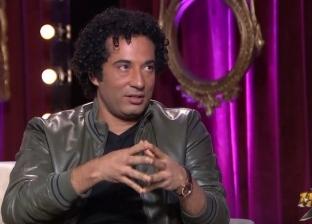 عمرو سعد: أدواري الكوميدية سببها إسماعيل ياسين