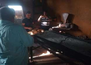 ضبط 7 من أصحاب المخابز بتهمة التلاعب في الخبز بالغربية