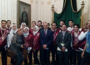 """""""التعليم"""": اتحاد طلاب الجمهورية يشارك مجلس النواب إحدى الجلسات العامة"""