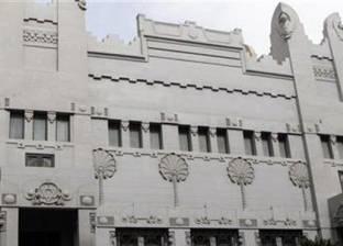"""أمين """"الأعلى للآثار"""" يتفقد أعمال ترميم المعبد اليهودي بالإسكندرية"""