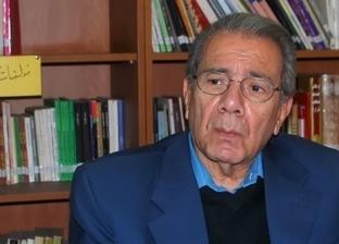 رئيس حزب التجمع يقدم واجب العزاء في وفاة نبيل ذكي