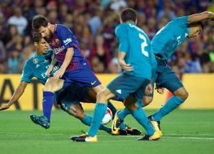 بالفيديو| ميسي يدرك التعادل لبرشلونة من نقطة الجزاء
