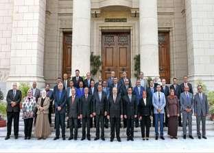 رئيس جامعة القاهرة: تطوير مخرجات البحث العلمي لخدمة خطة الدولة