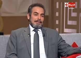 أحمد عبد العزيز: التليفزيون وراء شهرتي الفنية رغم بدايتي السينمائية
