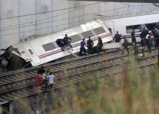 قتيل وجرحى في حادث اصطدام قطارين في برشلونة