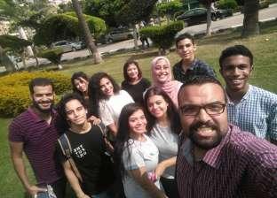 """طلاب جامعة المنصورة ضمن الفيلم الدعائي لـ""""شباب العالم"""": إحنا رقم واحد"""