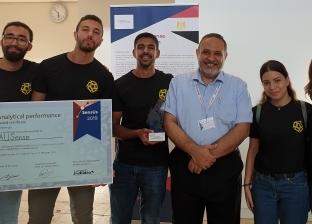 الجامعة الأمريكية بالقاهرة تحصد جائزة في مسابقة دولية لأجهزة الاستشعار البيولوجي