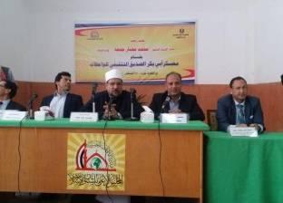 وزير الأوقاف يحذر من جمع الجماعات المتطرفة جلود الأضاحي لشراء متفجرات