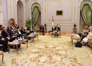 """رئيس """"العموم البريطاني"""" يشيد بالإصلاحات في مصر رغم التحديات"""
