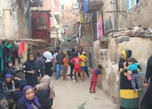 """بالصور  أهالي الشرابية: عقارات المنطقة آيلة للسقوط.. وشكاوينا """"حبيسة الأدراج"""""""