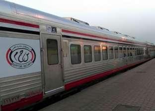 اليوم بدء التشغيل التجريبى لرابع قطار VIP «القاهرة - أسوان»