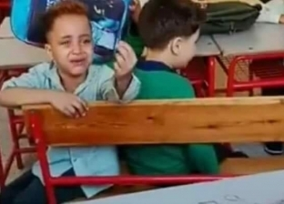 """""""قومي الطفولة"""" يطالب بوقف نشر فيديو الطفل الباكي ويطالب بالتحقيق"""