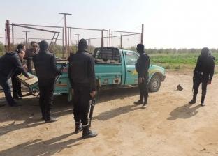 ضبط عصابة متخصصة في خطف حقائب السيدات باستخدام دراجة بخارية بالسويس