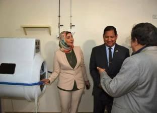 """إغلاق مستشفى عبدالظاهر بمدينة المحلة الكبرى بسبب """"الإهمال الطبي"""""""