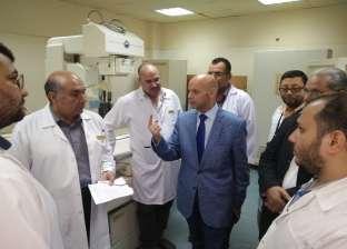 300 ألف مريض يجرون أشعة ومناظير بمستشفيات الشرقية في 6 شهور