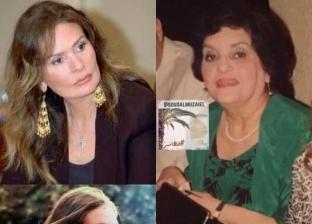 بعد الحديث عنها في الجونة.. مشاهد جمعت بين يسرا ووالدتها: عمري ما هنساها