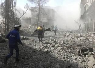 عاجل| مقتل طفل وإصابة العشرات جراء قصف حمورية وكفر بطن بالغوطة الشرقية