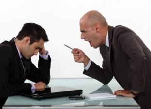"""كيف تنهي """"خناقة"""" مع مديرك بطريقة دبلوماسية؟.. الإجابة في 5 خطوات"""