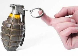 """فيديو  """"ردت في صدره ومش قتلته"""".. جندي صيني ينجو من انفجار قنبلة ألقاها"""