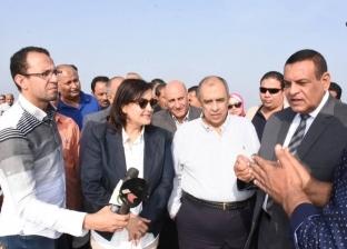 رئيس هيئة الثروة السمكية: زيادة إنتاج بحيرة ناصر 50%