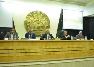 محافظ مطروح: لجنة لمعاينة خزانات وقود محطة السكة الحديد