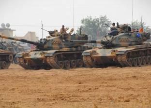 """تعزيزات عسكرية تعبر الحدود التركية إلى """"أعزاز"""" السورية"""
