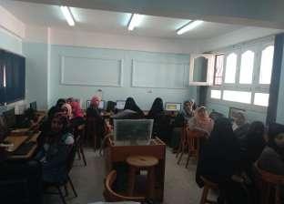 """""""تعليم شمال سيناء"""" تستعد لتوزيع 3300 تابلت على طلاب المدارس"""