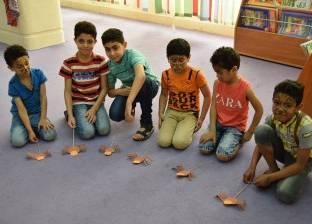 """دراسة إحصائية: 40% من سكان مصر """"أطفال"""""""