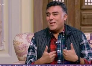"""تامر حبيب: """"سعاد حسني حبي الأول وتقدر تعمل دور أي ست"""""""