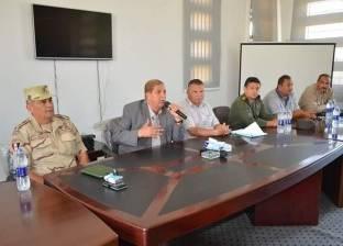 """القوات المسلحة تدعم منتفعي """"قرية الأمل"""" بشتلات أشجار فاكهة مجانا"""