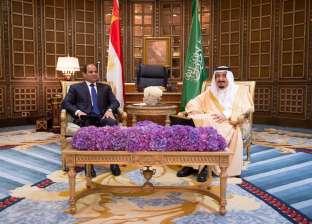 السيسي يبحث مع الملك سلمان بن عبدالعزيز سبل تعزيز العلاقات الثنائية بين مصر والسعودية