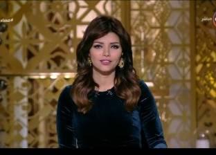 """محافظ الشرقية ضيف إيمان الحصري في أول لقاء له على """"دي إم سي"""""""