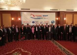 """محافظ البحر الأحمر يعقد اجتماعا مع """"الأعمال المصري- الصربي"""" لتعزيز العلاقات التجارية"""