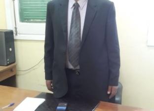 صلاح محمد وكيلا لمديرية الشؤون الصحية بالوادي الجديد