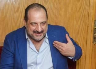 """خالد الصاوى: أجسد شخصية """"خيرت الشاطر"""" في """"سري للغاية"""""""