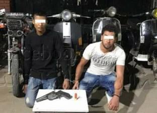 حبس تشكيل عصابي تخصص في سرقة الدراجات النارية بسمنود