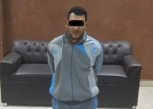 بالصور| القبض على 6 عناصر خطرة في كفر الشيخ بحيازتهم مخدرات وأسلحة