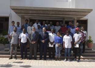 هيئة قناة السويس تستقبل وفدا من الإعلاميين الأفارقة