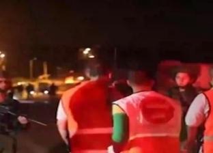 إصابة فلسطينيين جراء تفجير الاحتلال لمنزل بالضفة الغربية