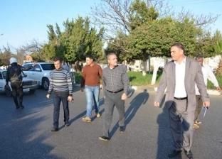 محافظ الإسماعيلية: افتتاح محاور الأقليم الجديدة قريبا