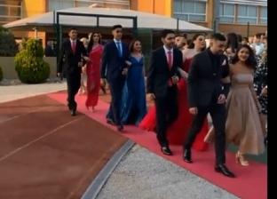 حفل تخرج في مدرسة ثانوي على الطريقة اللبنانية: «زفاف ده ولا إيه؟»