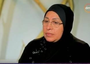 """زوجة الشهيد عادل رجائي عن الإرهابيين: """"كفروا زوجي وقتلوه"""""""