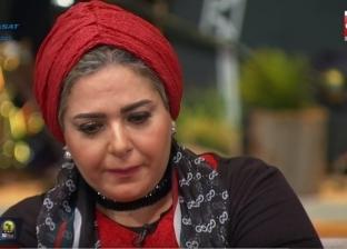 صابرين باكية: طول عمري باعمل أدوار محترمة.. وباتبهدل لما باستلم جايزة