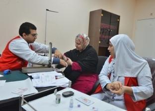«100 مليون صحة»: «معهد ناصر» يشارك بـ24 فرقة طبية