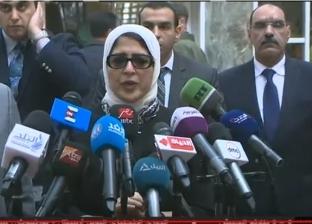 """""""زايد"""": خروج 15 مصابا في حادث محطة مصر من المستشفيات.. ولدينا """"أطباء تجميل"""" لعلاج المصابين"""