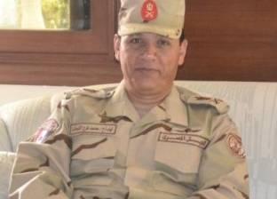 مدير المخابرات الحربية يعلق على تصريحات محمد البلتاجي عن سيناء