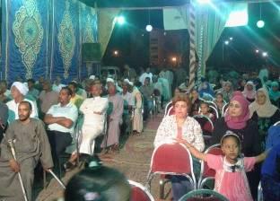 مؤتمر جماهيري بدراو لتوعية المواطنين بدور مراكز خدمة المواطنين بأسوان