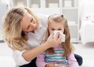 الحساسية.. وكيفية التعامل مع الطفل المصاب بها