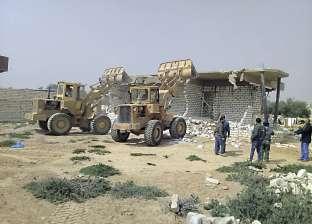"""""""زراعة كفر الشيخ"""": إزالة 98% من حالات التعدي على الأراضي"""